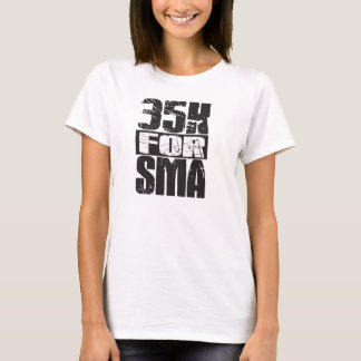 Official 35K For SMA T-Shirt