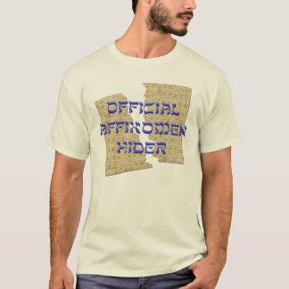 Official Affikomen Hider T-Shirt