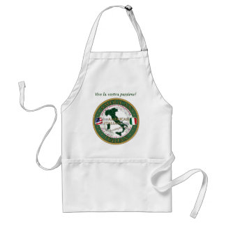 Official American-Italian Blog Apron