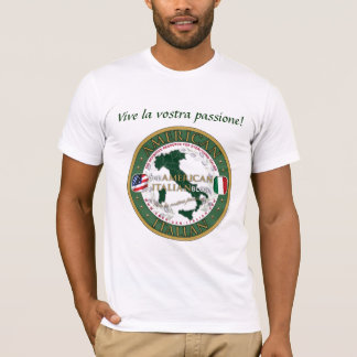 Official American-Italian Blog Unisex Quality Tee