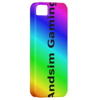 Official Andsim Gaming iPhone 5 Cover