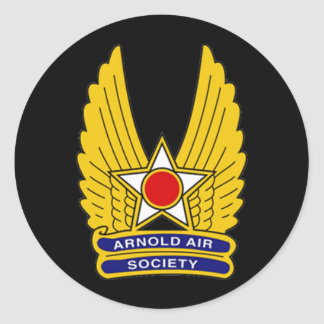 Official Arnold Air Society Sticker