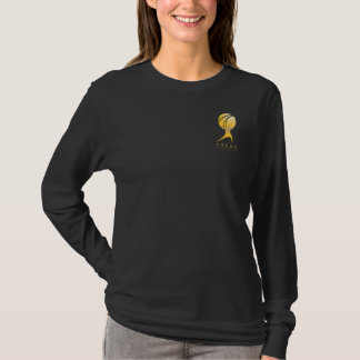 Official ATLAS SHRUGGED Movie Ladies Long Sleeve T-Shirt
