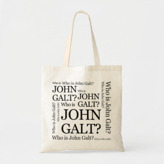 Official ATLAS SHRUGGED Movie Small Tote Budget Tote Bag
