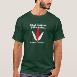 Official B2 Coat Hanger Warriors T-Shirt