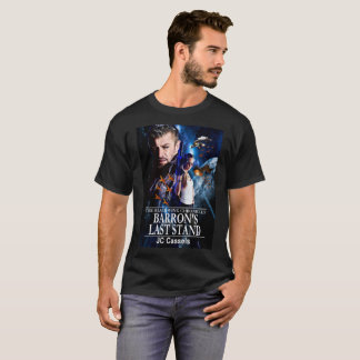 Official BARRON'S LAST STAND Men's T-shirt