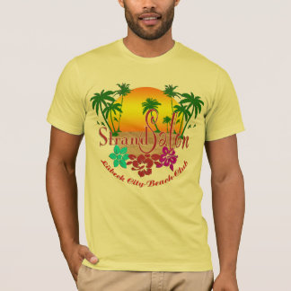 Official beach salon T-shirt