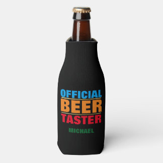 official beer taster