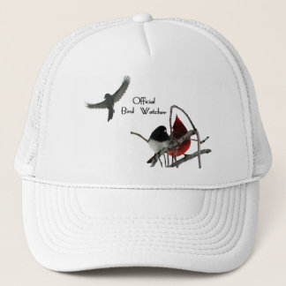 Official Bird Watcher hat