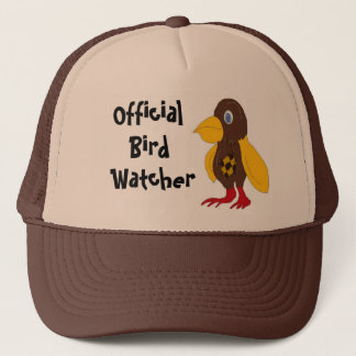 Official Bird Watcher Trucker Hat