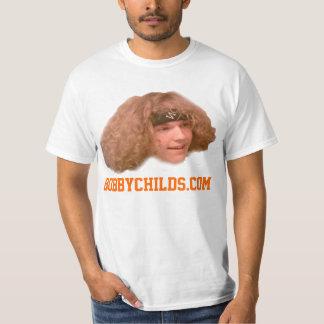 Official Bobbychilds.com T shirt
