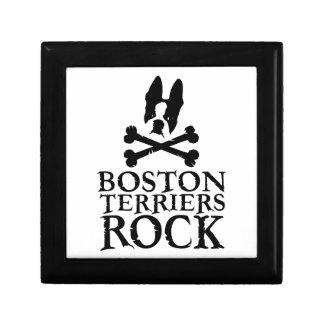 Official Boston Terriers Rock Merch Gift Box