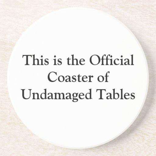 Official Coaster