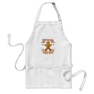 Official Cookie Taster T-Shirt ''. Standard Apron