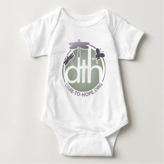 Official Dare to Hope Products Baby Bodysuit