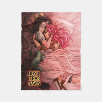 Official Don't Fear Dawn Fleece Blanket - Small