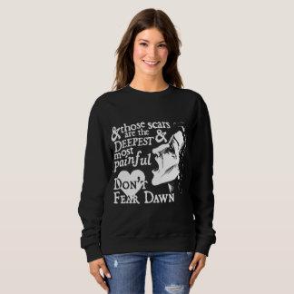 Official Don't Fear Dawn Sweatshirt - Scars