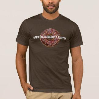Official Doughnut Taster T-Shirt