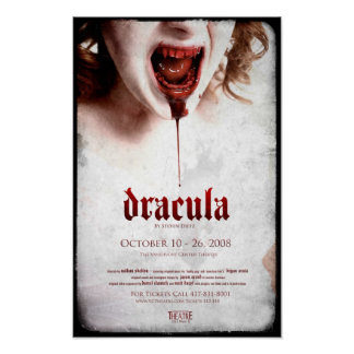 Official Dracula Poster 1