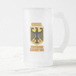 Official Drinking Team Oktoberfest Mug
