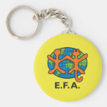 OFFICIAL E.F.A. KEYCHAIN