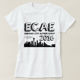 Official Emerald City Author Event 2016 T-Shirt