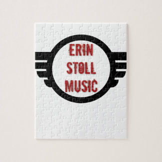 Official Erin Stoll Music Wings Gear Jigsaw Puzzle