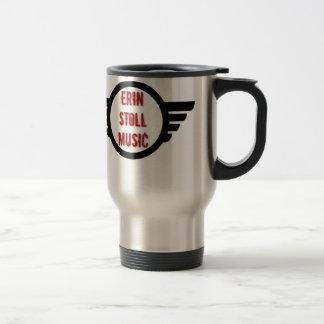 Official Erin Stoll Music Wings Gear Travel Mug