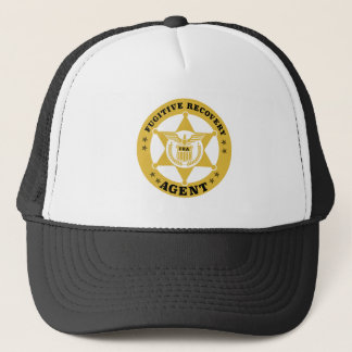 Official FUGITIVE RECOVERY AGENT Hat