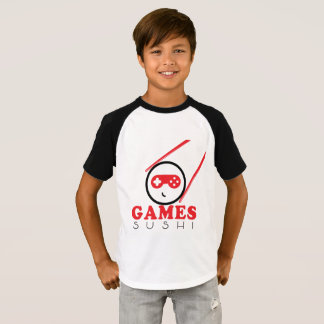Official Games Sushi Long Sleeve Shirt! T-Shirt