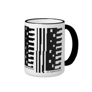 Official GX Jupitter-Larsen Coffee Mug