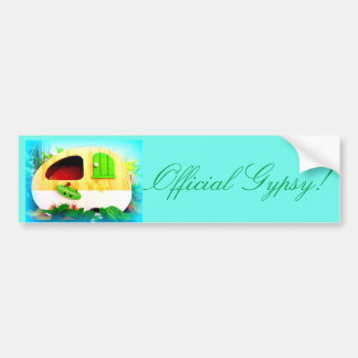 Official Gypsy! Bumper Sticker