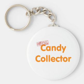 Official Halloween candy collector Keychains