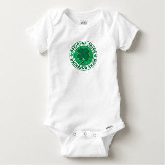 Official-Iris-Drinking-Team Baby Onesie