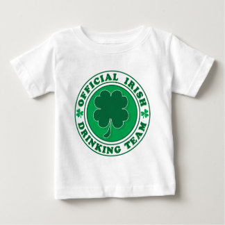 Official-Iris-Drinking-Team Baby T-Shirt