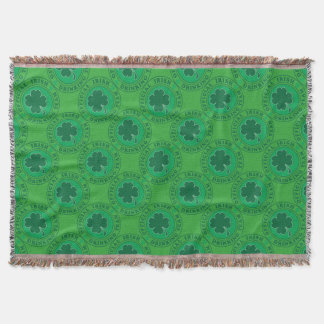 Official-Iris-Drinking-Team Throw Blanket