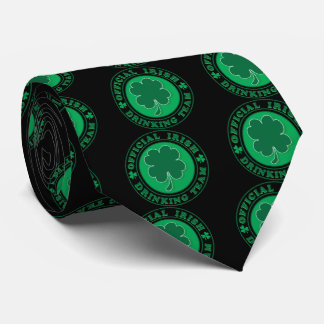 Official-Iris-Drinking-Team Tie