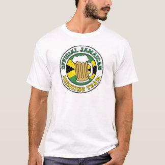 Official Jamaican Drinking Team T-Shirt