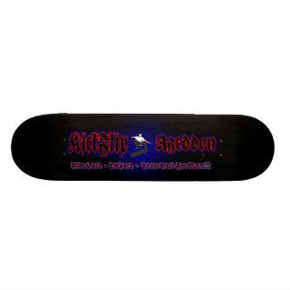 Official KickFlip-Ageddon Pro Board Custom Skate Board