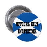 Official Kilt Inspector Pins