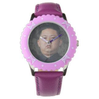 official kim jong un wrist watch