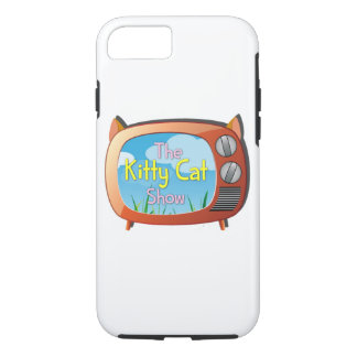 Official Kitty Cat Show Tough iPhone 7 Case