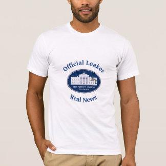 Official Leaker: T-Shirt (White)