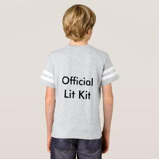 Official lit kit shirt