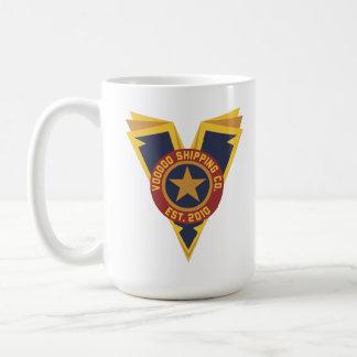 Official Logo 15 oz Classic White Mug