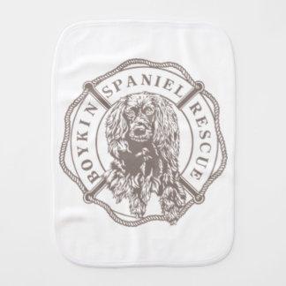 Official Logo Baby Burp Cloth