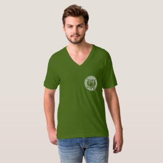 Official Logo Men's Vneck T-Shirt