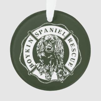 Official Logo Ornament - Green