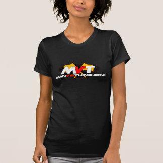 Official Man Vs Thing Logo Tee Shirt