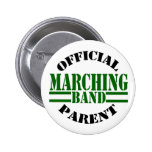 Official Marching Band Parent Pin